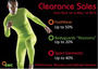 Clearance Sales - April 1st to May 1st 2014 by Sport Wellness Centre Limited