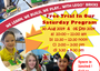 FREE trial for our Saturday programme! August 30 and September 6 by Bricks 4 Kidz