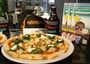 Fresh pizza, full international catering menu & fully licensed bar! by Sideways (Driving Club)