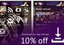 Download our App for 20% Off till Aug 31st! http://goo.gl/VGgLoh by Hollywood Hair