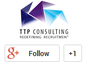 Follow us on Google+! by TTP CONSULTING LTD