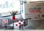 8'x25' backdrop design, built from $2500 & up - Localiiz offer only by Magzila