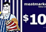 Give the gift of meat! Vouchers available at http://goo.gl/jJineG by The Meatery by meatmarket.hk