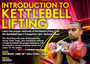 Introduction to Kettlebell Lifting on June 28th by Gorilla Strong