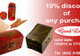 Print out this & get 10% discount  by Good Laque