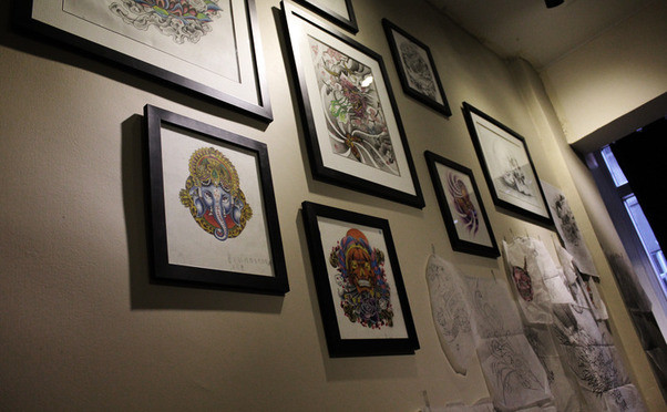 Hong Kong Ji Tattoo photo 2
