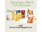 Forever Living - Clean 9 Cleanse & Health Products logo
