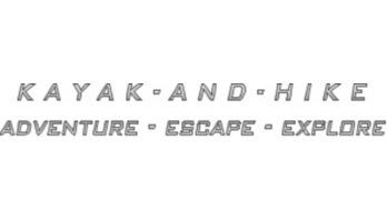 Kayak and Hike Logo