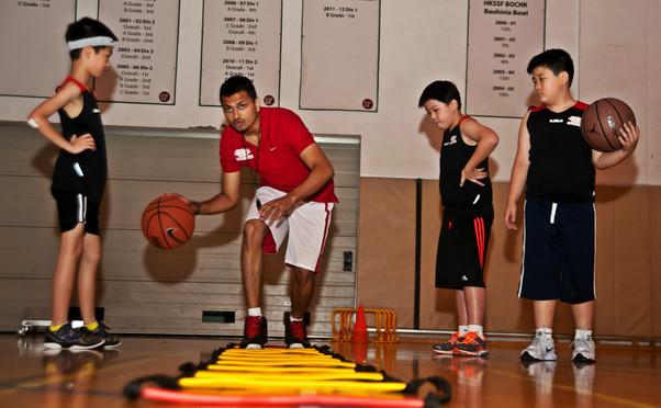 I'M PRO BASKETBALL SKILLS TRAINING ACADEMY photo 1
