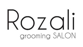 Rozali Grooming Salon Logo