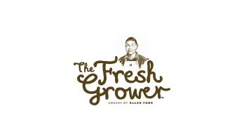 The Fresh Grower Logo
