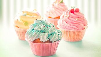 Jen's Cup Cake Logo