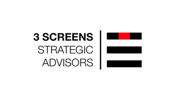 3 Screens Strategic Advisors Logo