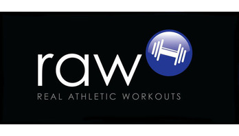 RAW Personal Training Studio Logo
