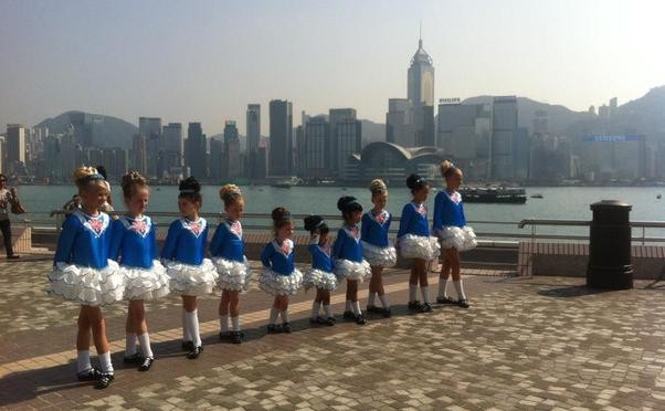 O'Connor-Barton Irish Dance, Hong Kong photo 4
