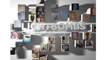 Lightbombs Contemporary Logo
