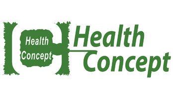 Health Concept - The Organic & Eco-living Store Logo