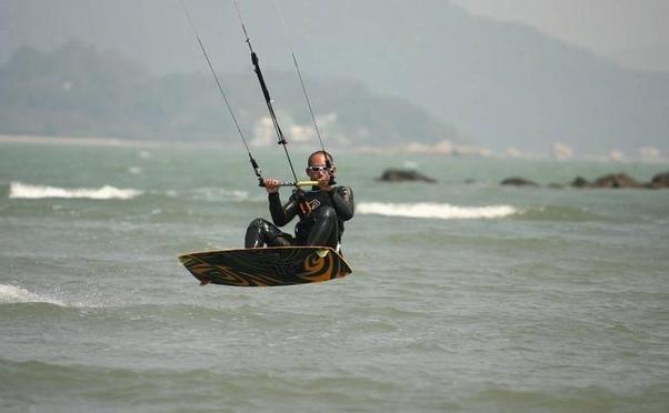 Kiteboarding HK photo 2