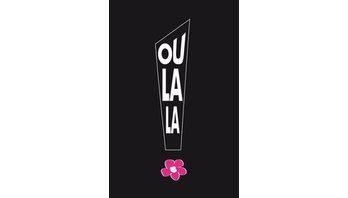 oulalaflower HK  Logo