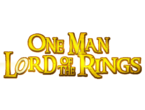 ONE MAN LORD OF THE RINGS logo