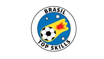 Brasil Top Skills Soccer School Logo