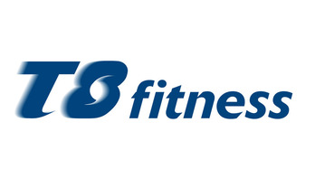 T8 Fitness Logo