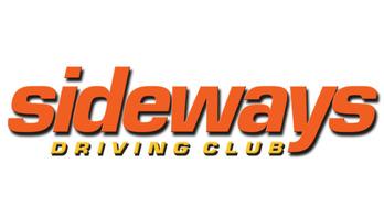 Sideways (Driving Club) Logo