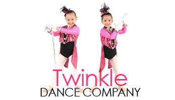 Twinkle Dance Company Logo