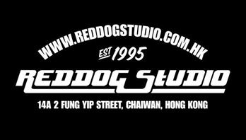 Red Dog Studio Logo