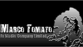 Marcotomato Fx Studio Logo