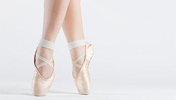 Jean Wong School of Ballet Logo