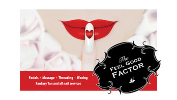 The Feel Good Factor Logo