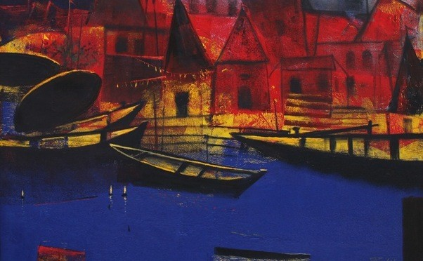 Contemporary Indian Art Exhibition photo 2