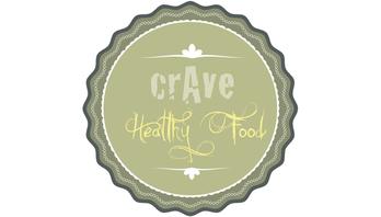 Crave Healthy Food Logo