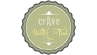 Crave Healthy Food logo