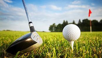 Precision Golf - Mark Smith Logo