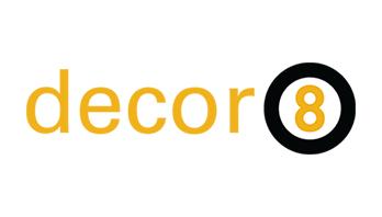 Decor8 Modern Furniture and Home Decor Logo