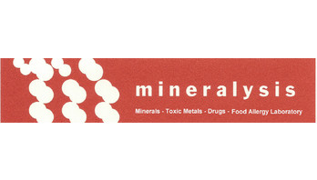 Mineralysis - Expert in Food Allergy and Drug Test Logo