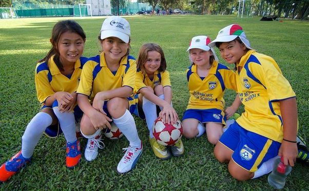 Asia Pacific Soccer Schools photo 4