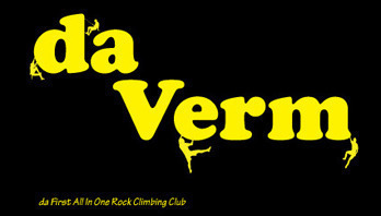 da Verm Climbing Club Logo