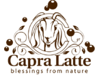 Capra Latte Organic Body Care logo
