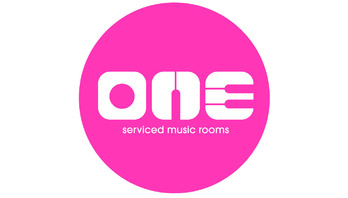 ONE Serviced Music Rooms Logo