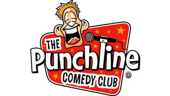 The Punchline Comedy Club Logo