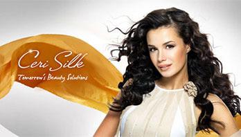 Glow with Ceri Silk Logo