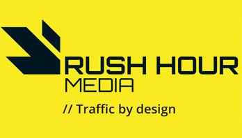 Rush Hour Media Logo