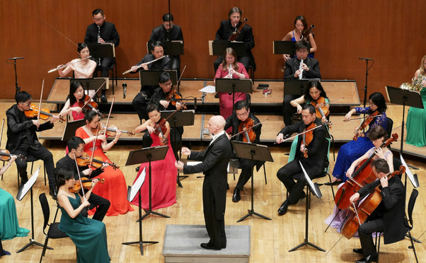 City Chamber Orchestra of Hong Kong photo 2