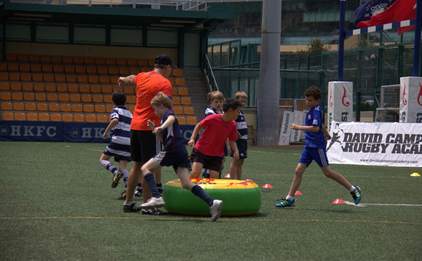 David Campese Rugby Academy photo 2