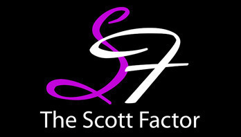 The Scott Factor Logo