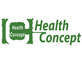 Health Concept - The Organic &amp; Eco-living Store logo