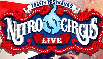 Travis Pastrana's Nitro Circus Live Logo